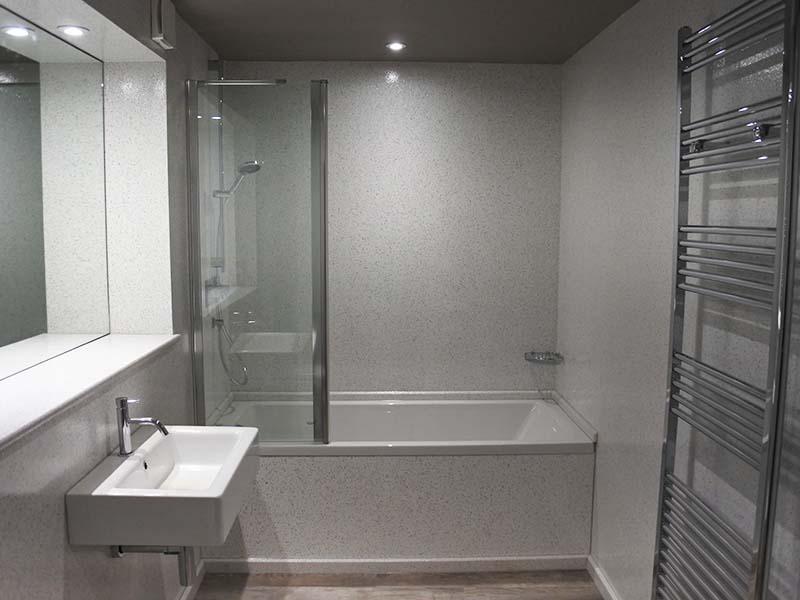 Seamless Epoxy Resin Bathroom Walls Epoxy Resin Walls