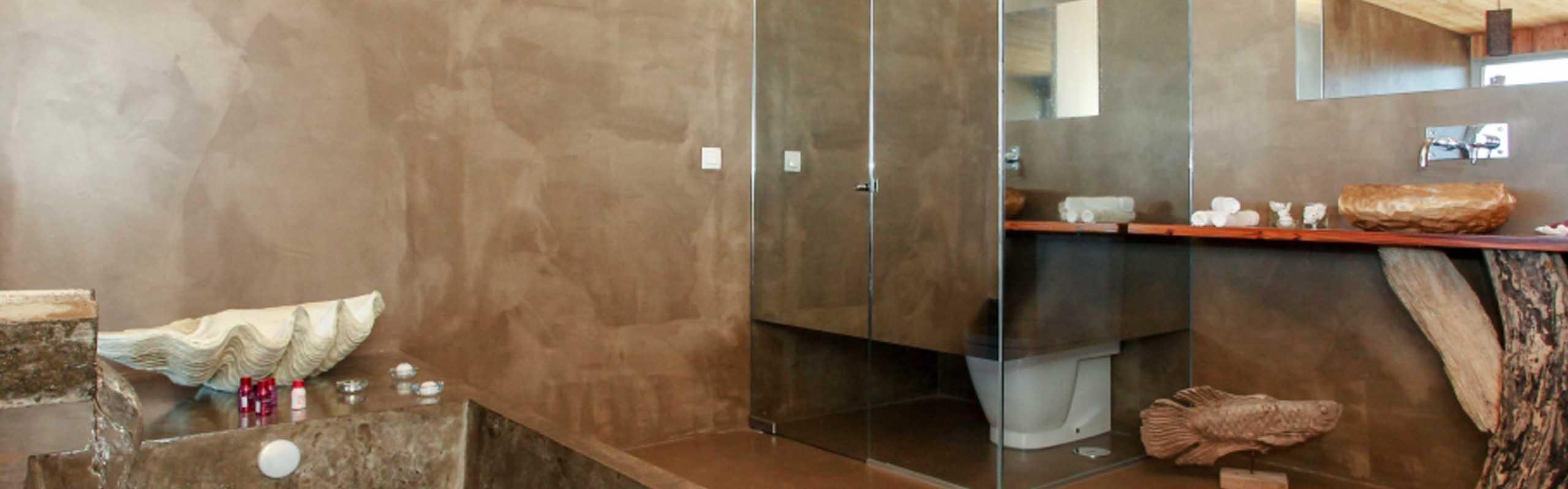Micro Cement Walls Concrete Walls